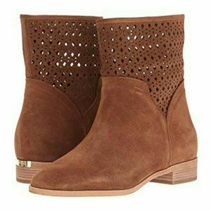Michael Kors sunny bootie, size 5